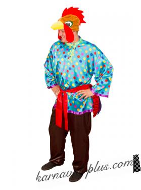 Карнавальный костюм Петух, Взр.