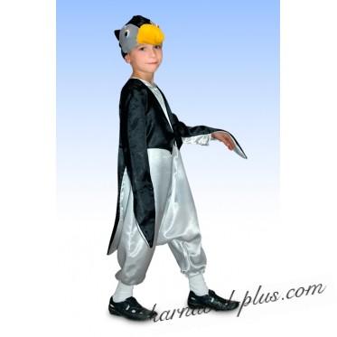 Пингвин сатин