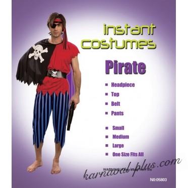 Костюм пирата муж.