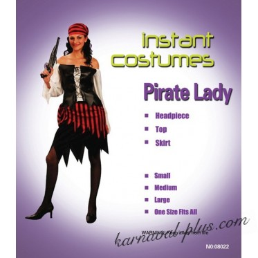 Костюм Пиратки-3