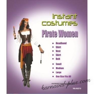 Костюм Пиратки-4