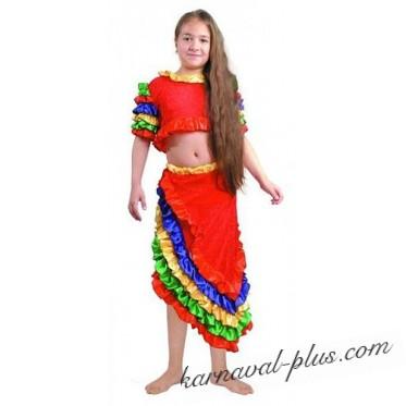 Карнавальный костюм Самба