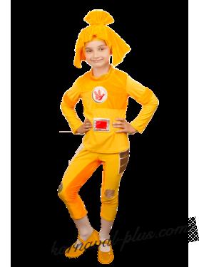 Карнавальный костюм Симка (Фиксик)