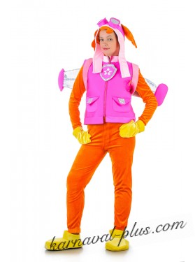 Карнавальный костюм Скай (Щенячий патруль)