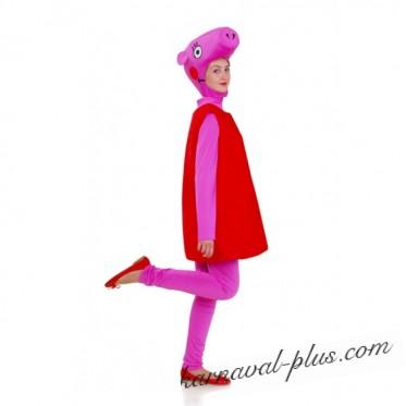 Карнавальный костюм Свинка Пеппа