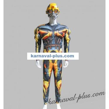 Карнавальный костюм Трансформер Бамбл Би Эпоха истребления