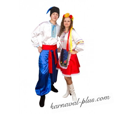 Карнавальный костюм Украинец