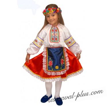 Карнавальный костюм Украинка
