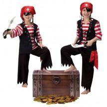 Шьем красивый и необычный детский костюм Пирата своими руками.
