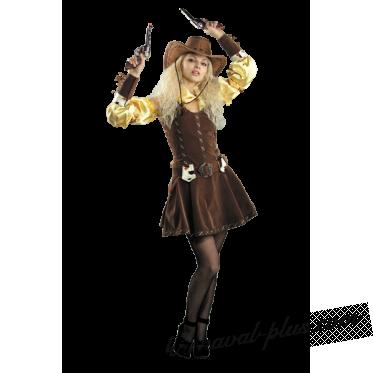 Карнавальный костюм Ковбойка