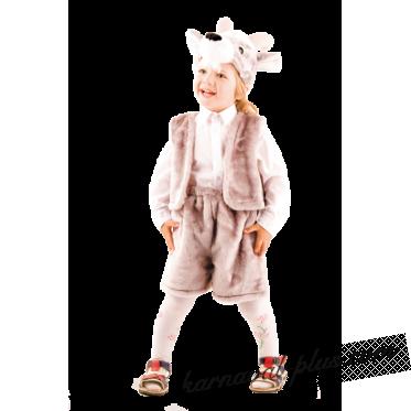 Карнавальный костюм Козлик серый