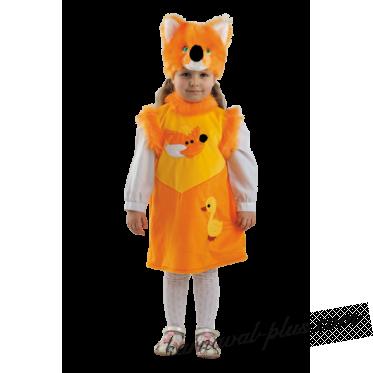 Карнавальный костюм Лисичка Линда