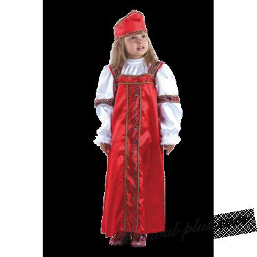 Костюм Марья-Искусница