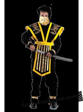 Мастер Ниндзя (желтый)