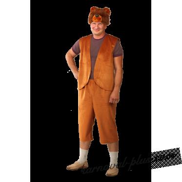 Карнавальный костюм Медведь Взр.