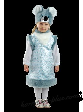 Карнавальный костюм Мышка Норушка