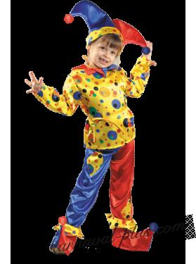 Костюм Петрушка детский