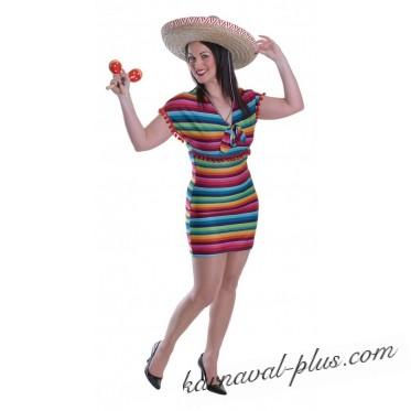 Карнавальный костюм Мексиканка 2