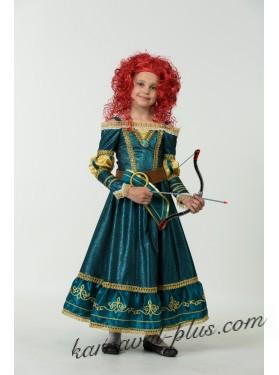 Карнавальный костюм Принцесса Мерида