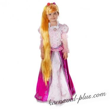 Принцесса Рапунцель, бархат