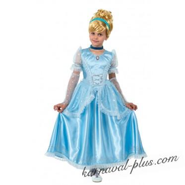 Карнавальный костюм Принцесса Золушка