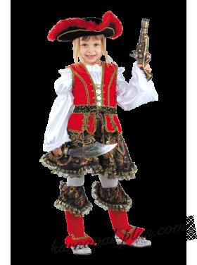 Костюм Разбойница-пиратка