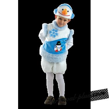 Снеговик Снежный