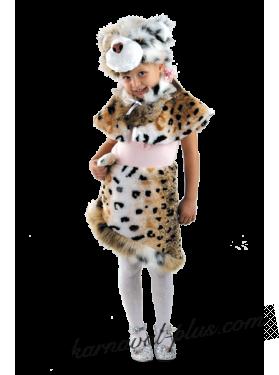Карнавальный костюм Снежная кошка Джуди