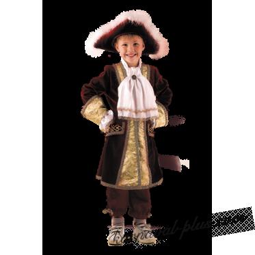 Карнавальный костюм Вельможа бордо