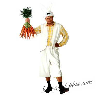 Карнавальный костюм Заяц, мужской