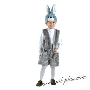 Карнавальный костюм Заяц Русак